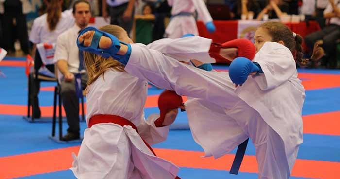 Karate versenyek