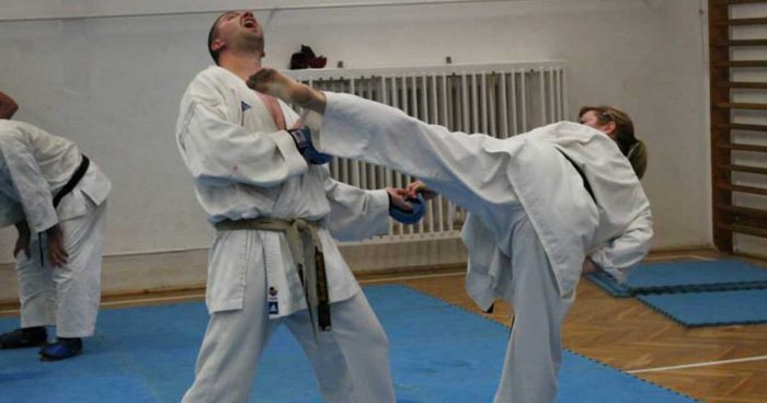 karate tábor 2013