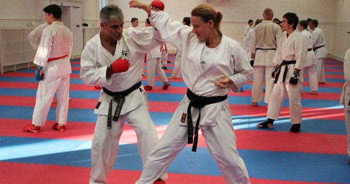 karate tábor 2018