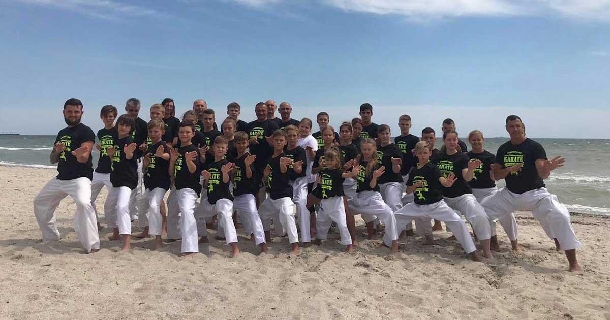 2019 Karate Ukrajna - Odessza