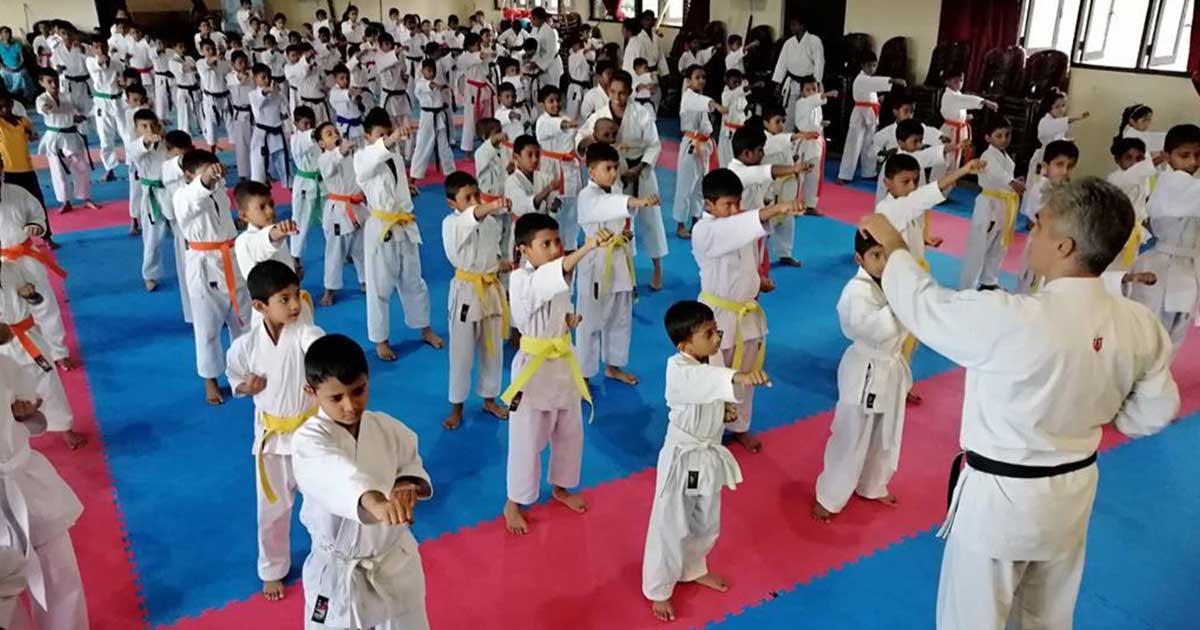 Karate Sri Lanka 2019