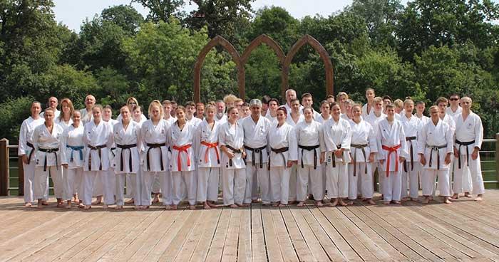 Karate edzőtáborok