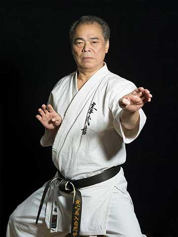 Hanshi Yoshio Kuba