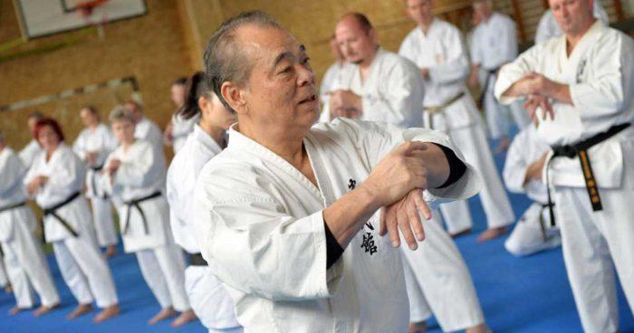 Karate szemináriumok